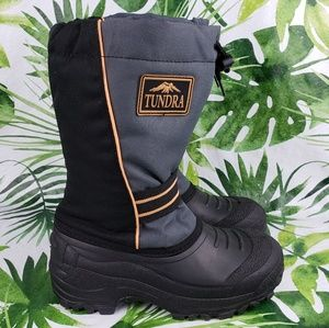 Tundra Snow Winter Lined Boots 3